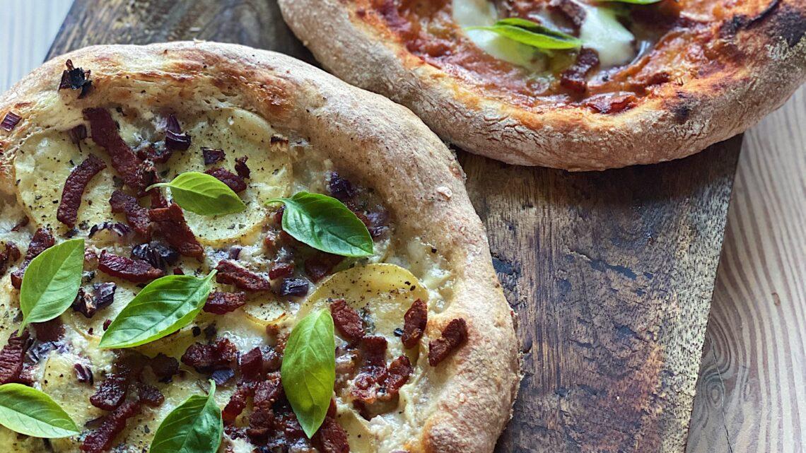 Surdejspizza på 5 timer